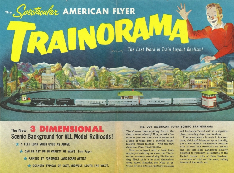 Full View from Trainorama Dealer Brochure